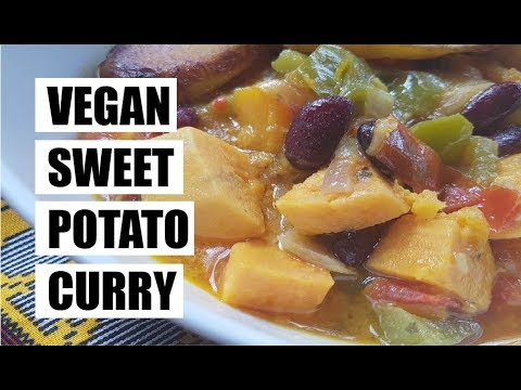 How to make quick and easy sweet potato and squash/pumpkin ...